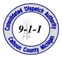 Company Logo Calhoun County Consolidated Dispatch Authority