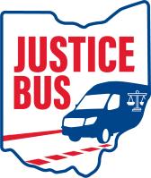 Ohio Justice Bus logo