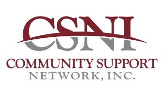 Community Support Network, Inc. (CSNI) logo
