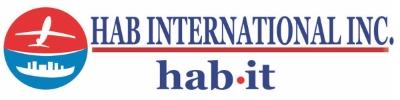 HAB INTERNATIONAL INC. logo