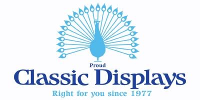 Company Logo Classic Displays