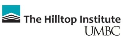 The Hilltop Institute logo