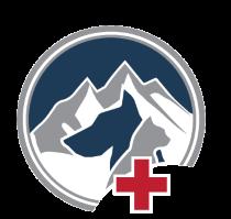 Ski Town Animal Hospital logo