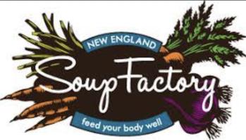 New England Soup Factory, Salem MA logo