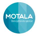 Company Logo Motala kommun