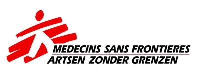 Company Logo Artsen zonder Grensen (MSF)