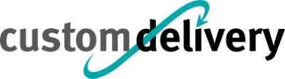 Custom Delivery logo