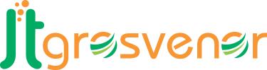 Company Logo J T GROSVENOR