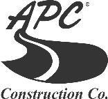 APC Construction, Co. LLC logo