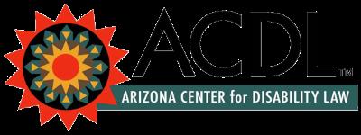 Arizona Center for Disability Law logo