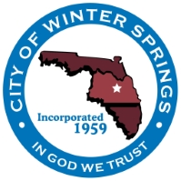 City of Winter Springs logo