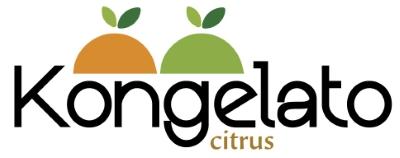 Kongelato Citrus logo