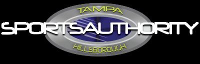 TAMPA SPORTS AUTHORITY HILLSBOROUGH logo