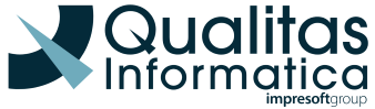 Company Logo Qualitas Informatica SPA