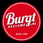 Company Logo Van der Burgt Reclame