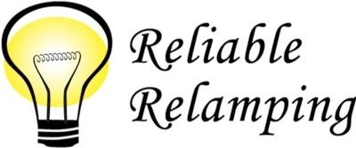 Reliable Relamping logo