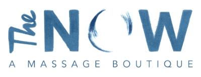 Company Logo The Now Massage