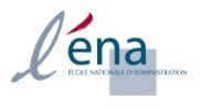 Company Logo ENA - Ecole Nationale d'Administration