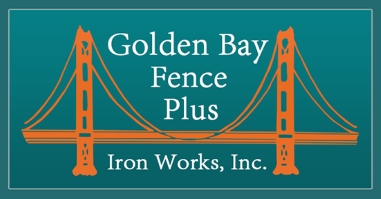 Golden Bay Fence Plus Iron Works, Inc. logo