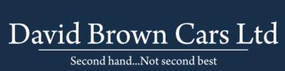 Company Logo David Brown Cars Ltd