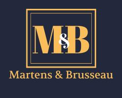 Martens & Brusseau logo