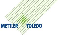 Company Logo Mettler Toledo B.V.