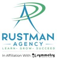 The Rustman Agency - Symmetry Financial Group logo