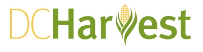 DC Harvest logo