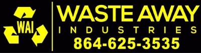 WASTE AWAY INDUSTRIES logo