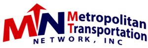 METROPOLITAN TRANSPORTATION NETWORK logo