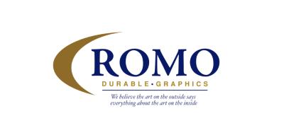 Romo Durable Graphics logo
