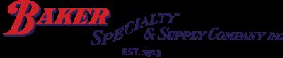 Baker Specialty & Supply Company, Inc. logo
