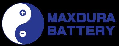 Company Logo Maxdura Battery