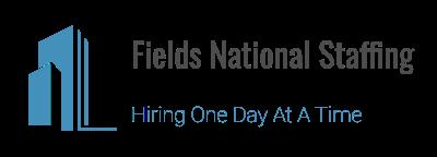 Fields National Staffing logo