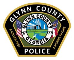 Glynn County Police Department logo