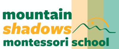 Mountain Shadows Montessori logo