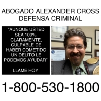 Law offices of Alexander Cross logo