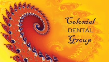 Colonial Dental Group logo