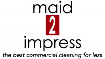 Maid 2 Impress, LLC. logo