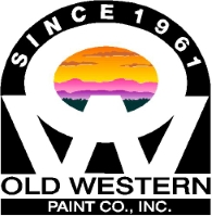Old Western Paint Co., Inc. logo