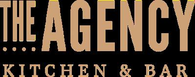The Agency Kitchen & Bar logo