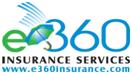 e360 Insurance Services logo