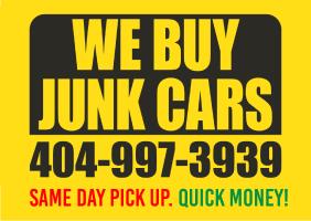 We Buy Junk Cars Georgia logo