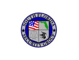 South Florida Security Group logo