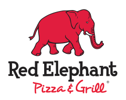 Red Elephant Pizza & Grill logo