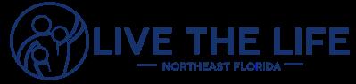 Live the Life Northeast Florida logo