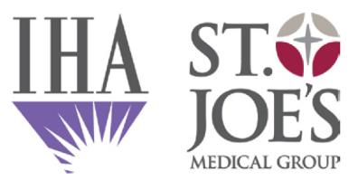 IHA / St. Joe's Medical Group logo