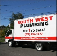 South West Plumbing logo