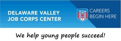Delaware Valley Job Corps Center logo