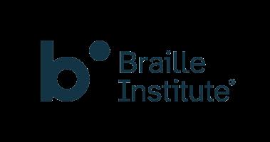 Braille Institute of America logo